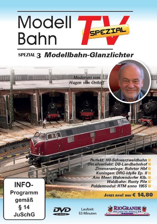 ModellBahn TV Spezial 3