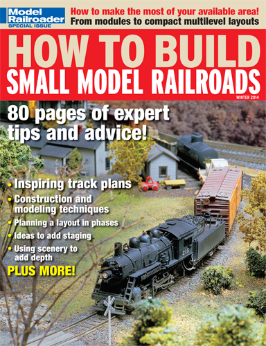 How to build small Model Railroads