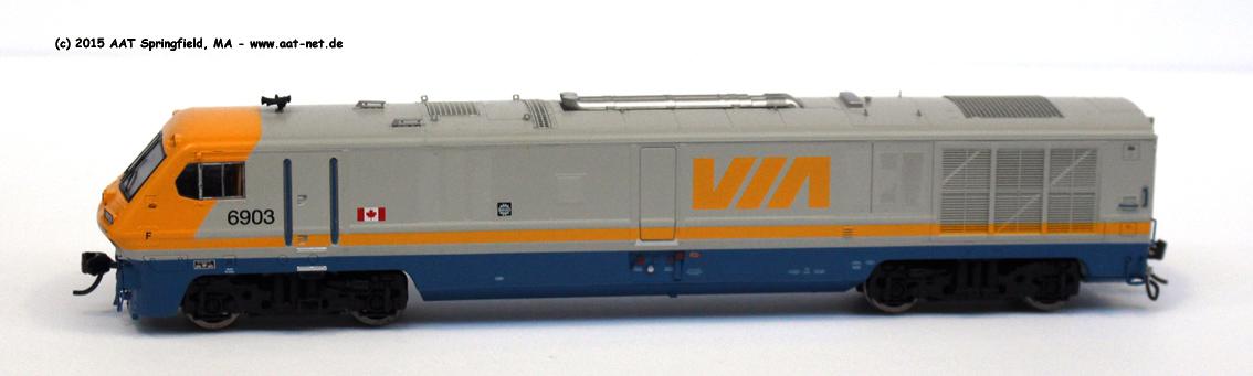 LRC Train H0