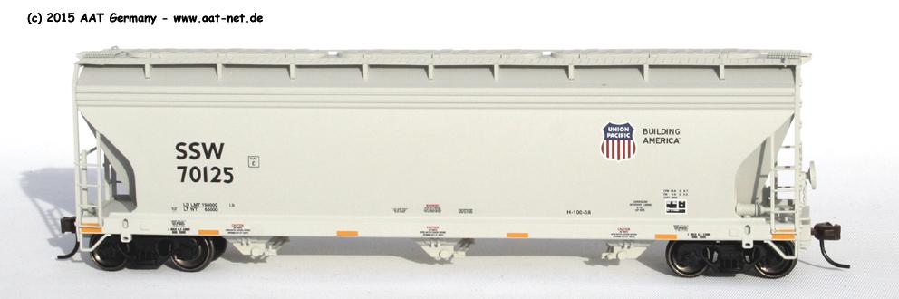 ACF 4650 Cov. Hopper H0