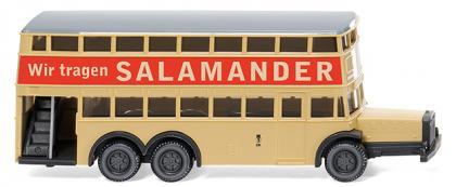 Berliner Doppeldeckerbus