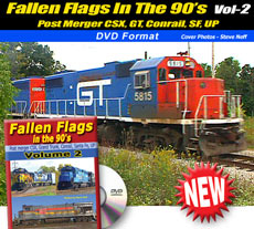 Fallen Flags in the 90s, Vol. 2