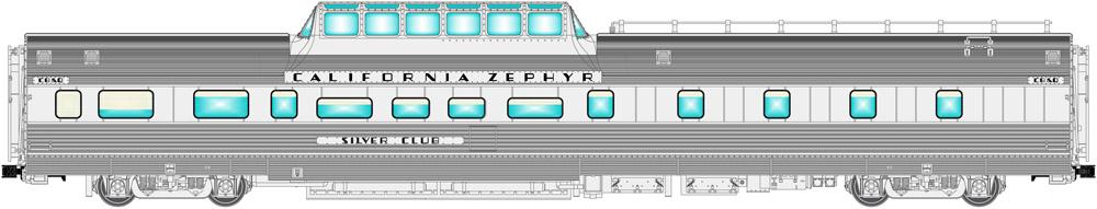 California Zephyr / D&RGW