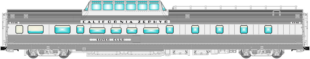 California Zephyr / WP