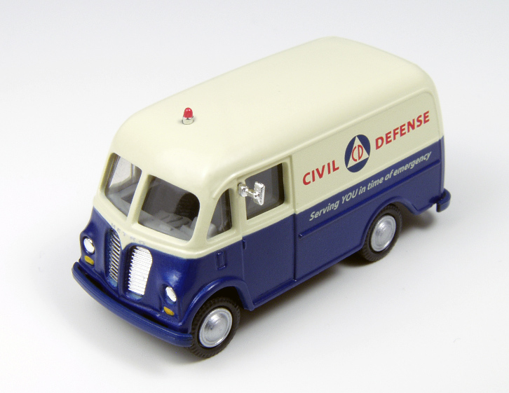 Civil Defense Van