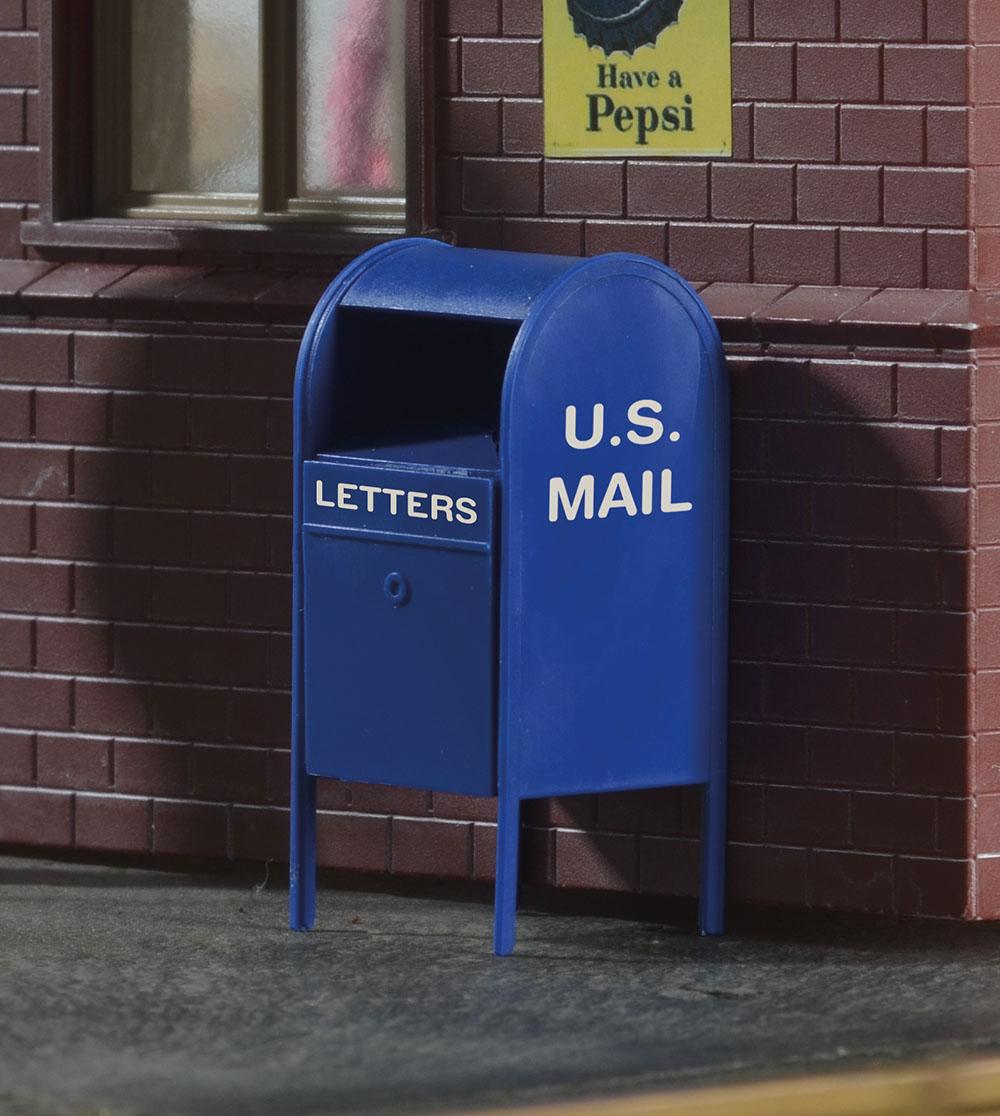 US-Briefkästen (4 Stück)