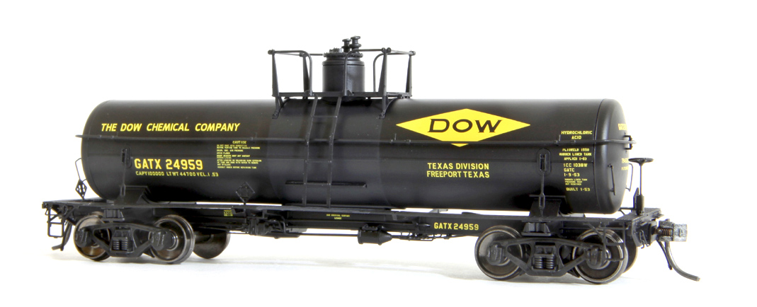 8000gl Radial Course Tankcar H0