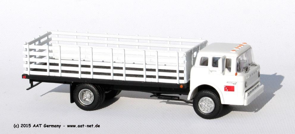 Ford C Trucks H0