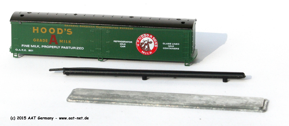 50' Express Reefer N