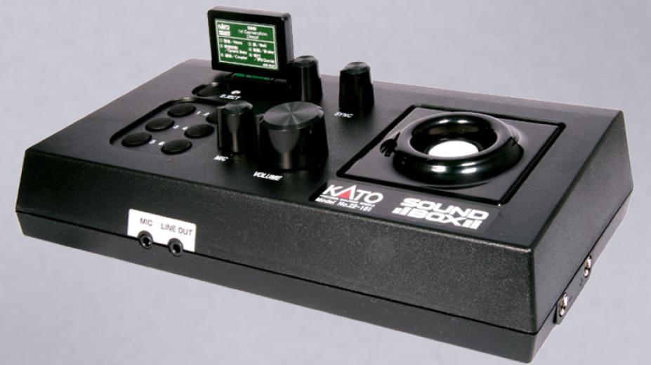 Soundbox Analog (ohne US Netzteil)