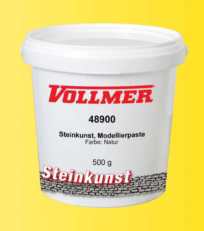 Steinkunst-Modellierpaste