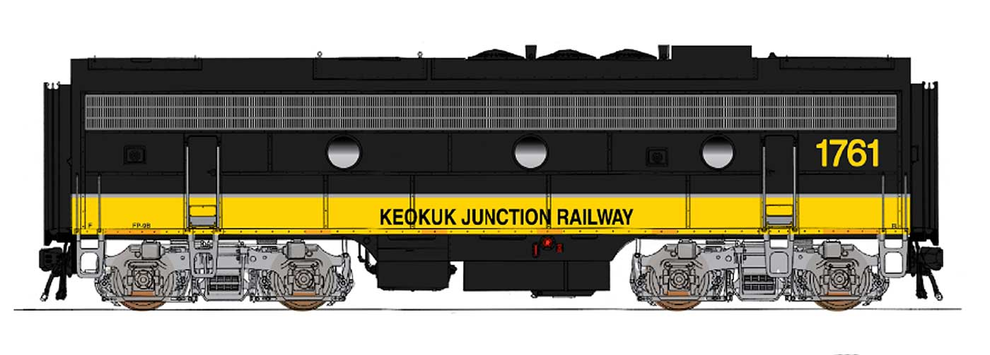 Keokuk Junction