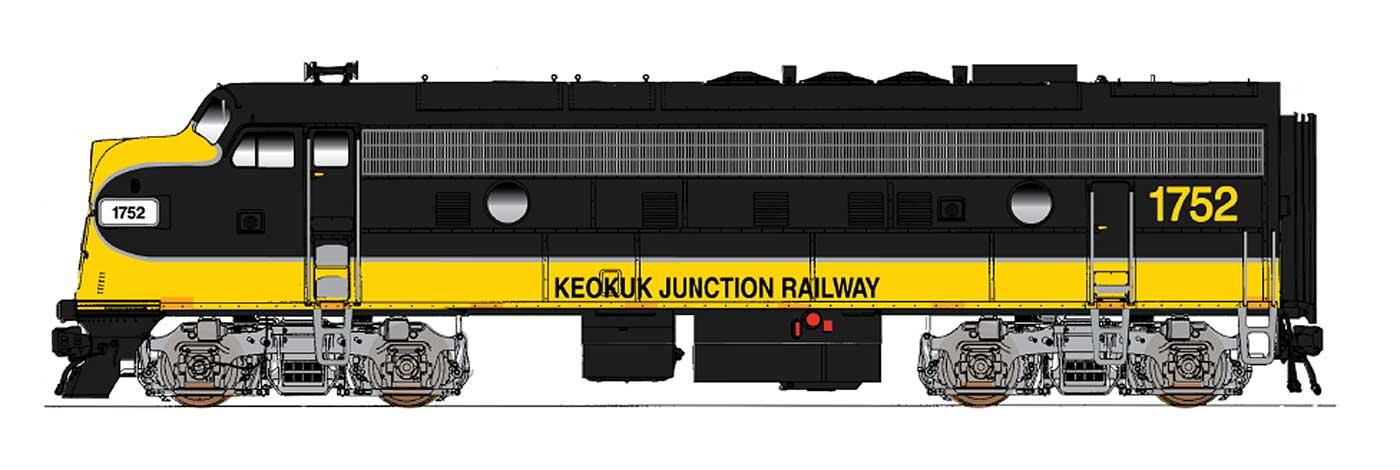 Keokuk Junction