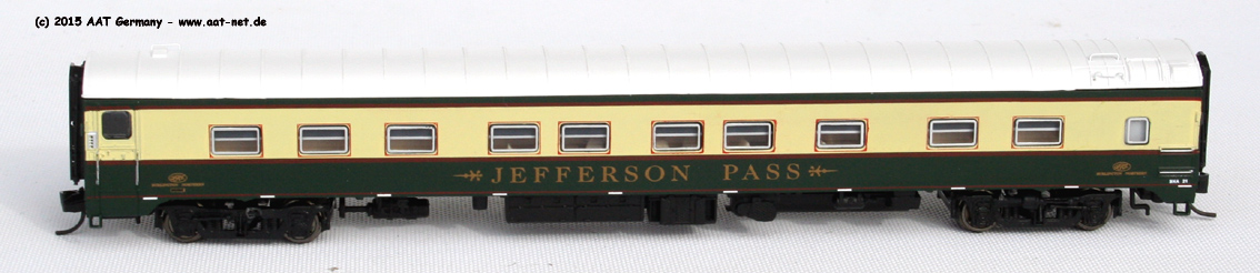 Burlington Northern Executive