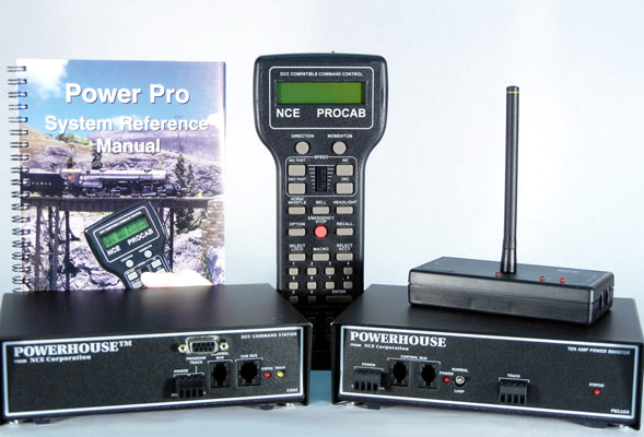 Power Pro CS02 Command Station
