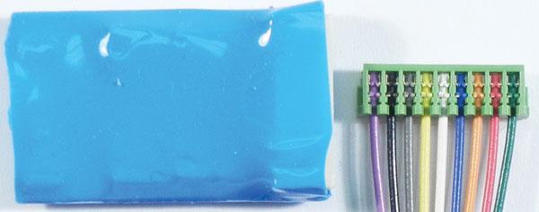 D15SR Decoder 1.3A w/9-pin plug
