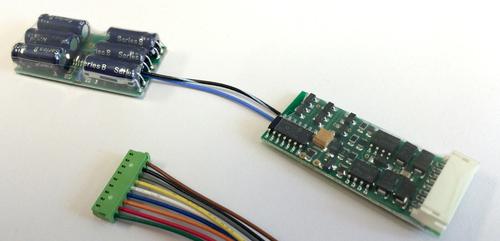 D13NHJ Decoder 1.3A w/9-pin plug