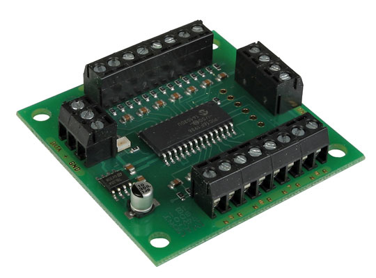 SWITCH8-Mark2 Button Board