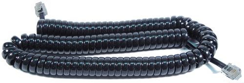 CoilcordRJ, 210cm w/RJ12 connectors