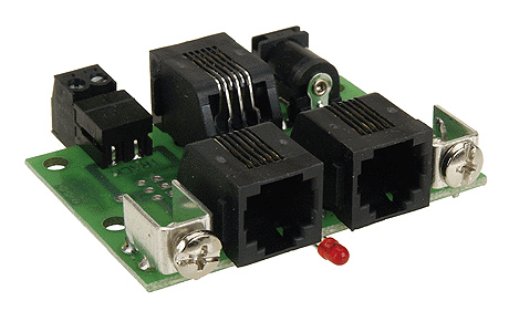 PCP Spare Power Cab Conection Panel