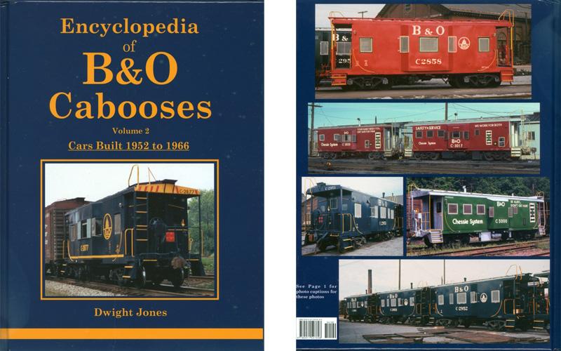 Baltimore & Ohio Cabooses, Vol. 2