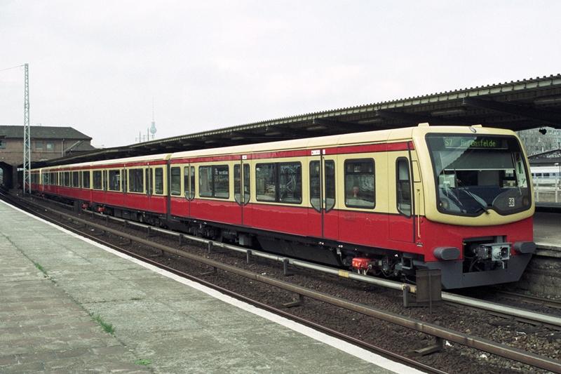BR 481 S-Bahn Berlin, 2-teilig
