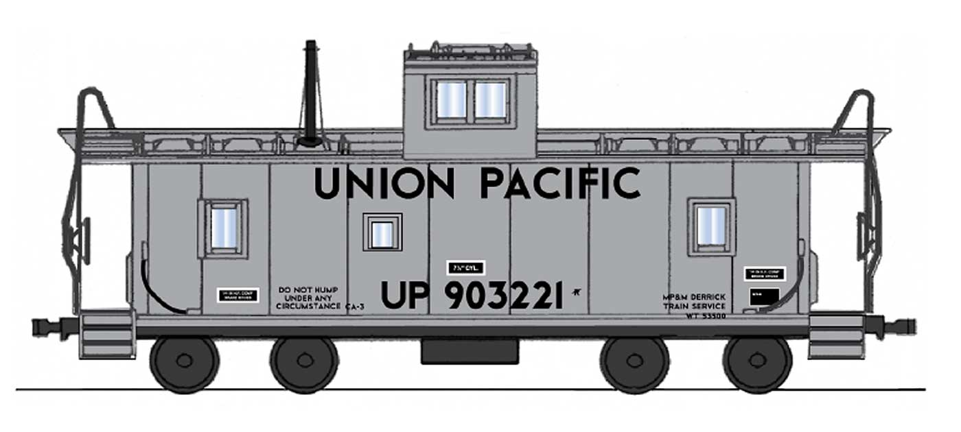 Union Pacific MoW