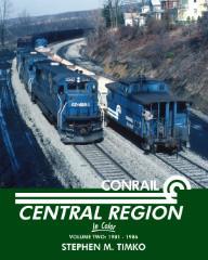 Conrail Central Region, Vol. 2