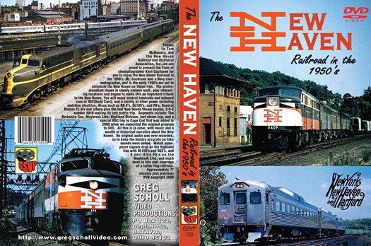 New England Rails