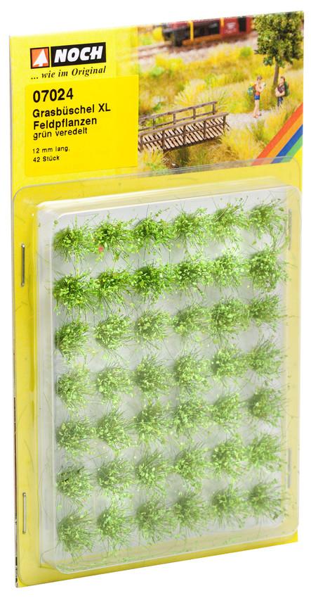 Grasbüschel XL Feldpflanzen (42 Stück)