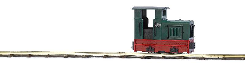 Gmeinder 15/18 Feldbahnlok