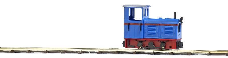 LKM Ns 2f Feldbahnlok