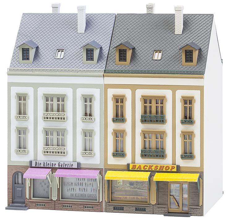 Zwei Reihenhäuser Beethovenstraße