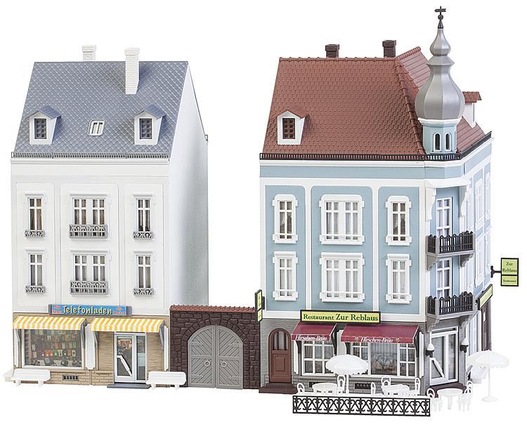 Zwei Stadthäuser Beethovenstraße