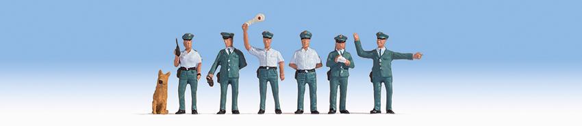 Volkspolizisten DDR