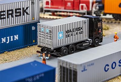 20´ Container - Maersk Sealand