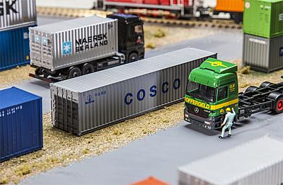 40´ Container - Cosco