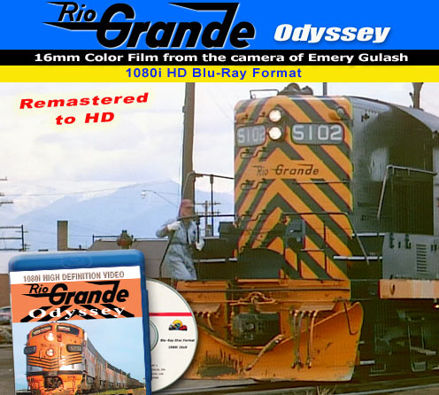 Denver & Rio Grande Odyssey