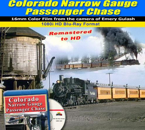 Narrow Gauge Passenger Chase