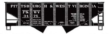 Pittsburgh & West Virginia