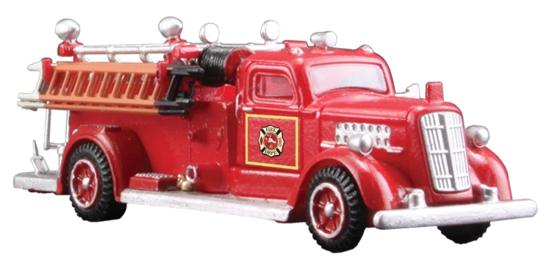 1950s Fire Truck