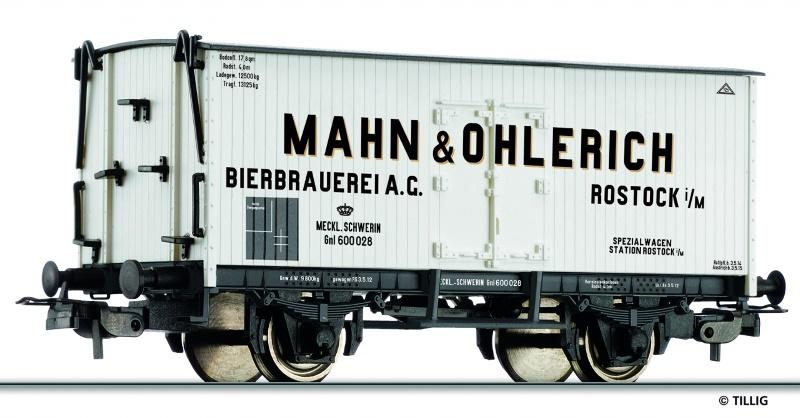 M.F.F.E. / Mahn & Ohlerich