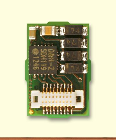 Decoder DH18A, Next18