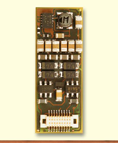 Decoder SD18A, Next18