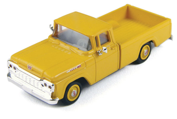 1960s Ford H0