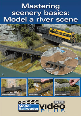 Mastering Scenery basics: Model a river scene