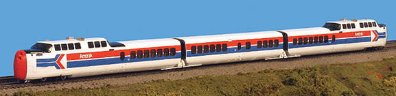 Amtrak (late)