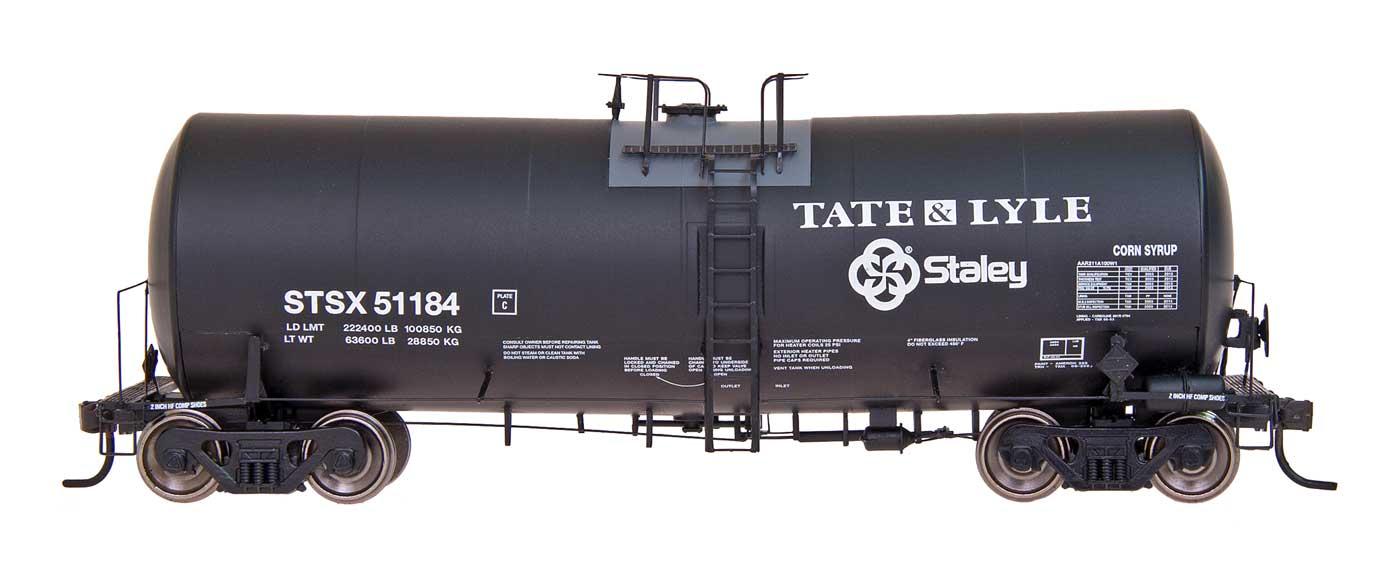 Staley, Tate & Lyle / STSX