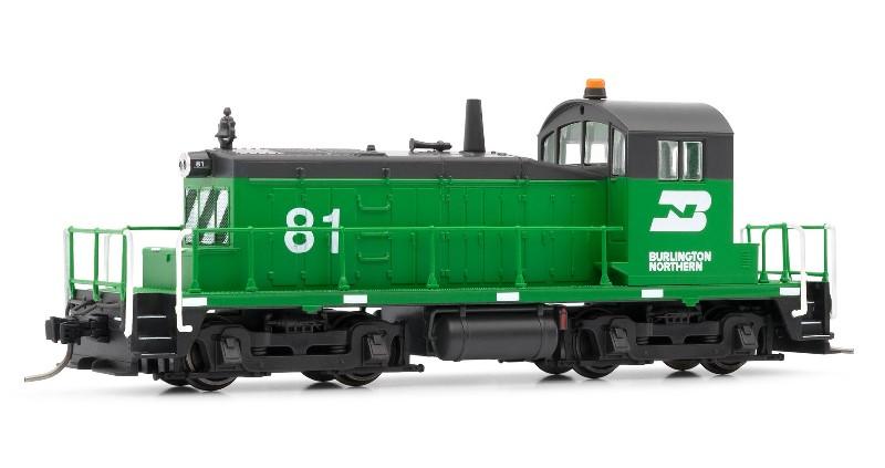 EMD SW-1 N