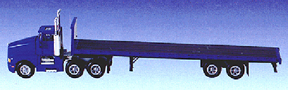 Owner Operated Flatbed